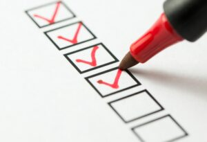 checklist-with-red-marks
